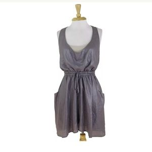 Bcbg Bcbgeneration  Drawstring Waist Tank Dress